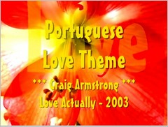 Click to play 10th Anniversary YouTube Music Video from Miss Denise Hewitt - PORTUGUESE LOVE THEME