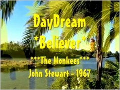 Click to play 10th Anniversary YouTube Music Video from Miss Denise Hewitt - DAYDREAM BELIEVER