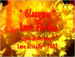 Click to play 10th Anniversary YouTube Music Video from Miss Denise Hewitt - GLASGOW LOVE THEME