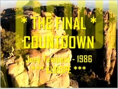 Click to play 10th Anniversary YouTube Music Video from Miss Denise Hewitt - THE FINAL COUNTDOWN