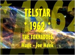 Click to play 10th Anniversary YouTube Music Video from Miss Denise Hewitt - TELSTAR - 1962